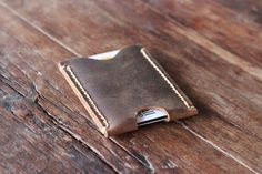 Hey, I found this really awesome Etsy listing at https://www.etsy.com/listing/161853933/leather-card-holder-case-wallet-ultra