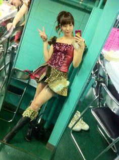 藤江れいなオフィシャルブログ「Reina's flavor」 :  2012/08/28 http://ameblo.jp/reina-fujie/entry-11339938105.html