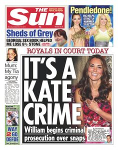 The Sun is a daily tabloid newspaper published in the United Kingdom and Ireland. It is published by the News Group Newspapers division of News UK, itself a wholly owned subsidiary of Rupert Murdoch's News Corp.