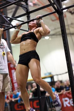 Stacie Tovar: Training for the Unknown   CrossFit Games