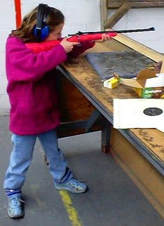 Information about Kids and Guns. NY State law giving ages when kids can shoot. Safety aspects of teaching kids to shoot. Survival Prepping, Emergency Preparedness, Personal Safety, Gun Control, Guns And Ammo, Life Skills, Firearms, Teaching Kids, Just In Case