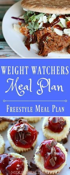 One of the things that has helped me see success is a Weight Watchers Freestyle meal plan. Meal plans are a great way to keep track of your points before you eat them! I like knowing how many points I'll need to get through my day. via @midlifehealthyliving