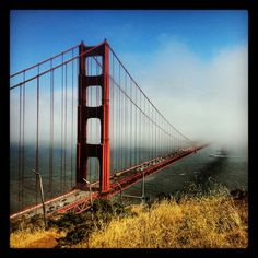 Golden bridge, san fransico, ca