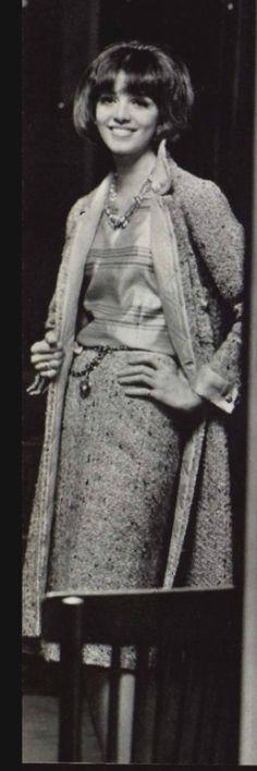 1962 - Chanel ensemble