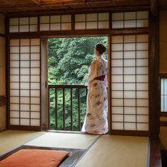 https://flic.kr/p/d1dJYU   Enjoying a traditional Japanese ryokan, Nikko   Honke Bankyu, Yunishigawa Onsen, Nikko, Japan