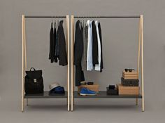 Buy Normann Copenhagen Toj Clothes Rack grey online with Houseology's Price Promise. Full Normann Copenhagen collection with UK & International shipping.