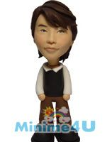 This is a very perfect single mini me doll, suit for male friend