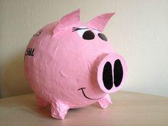 Sehr grosses Sparschwein,Geldgeschenk,Box,Geburtstag-Geschenkidee - individuell-