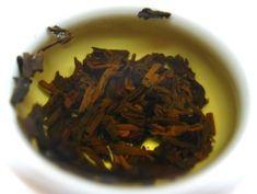 Lapsang Souchong Tea: the dark smoked tea