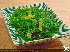 Japanischer Algensalat (Rezept mit Bild) von badegast1 | Chefkoch.de