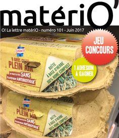 O! la lettre matériO' n°101 | materiO' Pageants