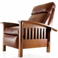 Arts & Crafts Recliner