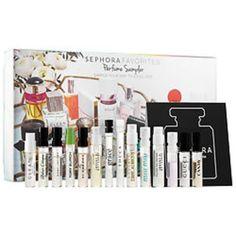 Perfume Sampler - £65.00 - Sephora