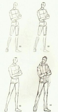 How To Draw Fashion Sketches For Beginners HOW TO DRAW BODY SHAPES: 30 Tutorials For Beginners<br>Drawing and especially illustrating the human body is considered
