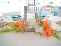 If you want the beach wedding, your duty is keeping the atmosphere with unique ornaments and centerpieces. Description from the-wedding.site27.com. I searched for this on bing.com/images