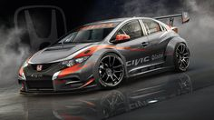 Honda Unveils World Touring Car Championship Civic - NYTimes.com