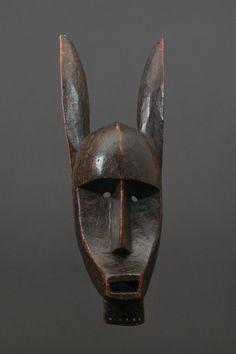 Bamana Kore Suruku Mask, Mali