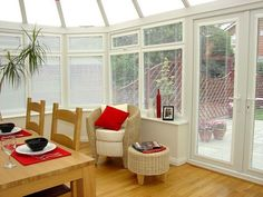 PERFECT FIT VENETIAN CONSERVATORY WINDOW BLINDS (CLIP IN FRAMES / NO DRILLING)