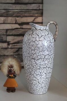 Jasba Cortina Vase Keramik Lava 50 er pop panton wgp mid century 603 RAR | eBay