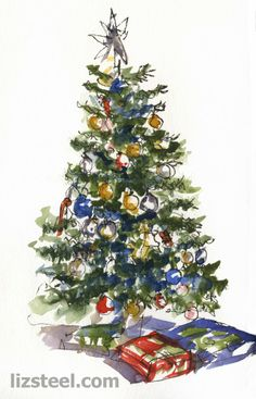 244 best watercolor christmas card ideas images on pinterest xmas