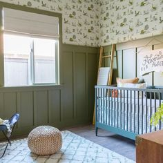 Love This Dinousour Baby Room The Color Design Rule You Need To Know Project