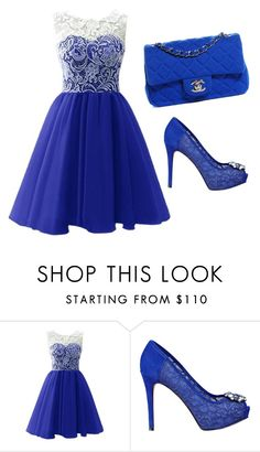 """""""Untitled #123"""" by madisonaca ❤ liked on Polyvore featuring GUESS and Chanel"""