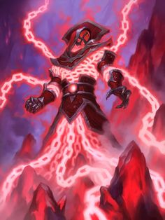 Card Name: Raza the Chained Artist: James Ryman