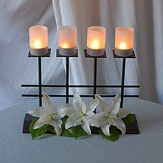 We are among the celebrated names in the industry for manufacturing and exporting Iron Decorative Candle Holder.