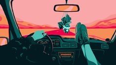 Chillhop's Cover Artwork on Behance
