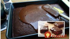 Najlepšia diéta na svete: Hrnčekový cuketový koláč s čokoládou, úplne bez cukru – top koláčik letnej sezóny! Pudding, Healthy, Fit, Sweet, Recipes, Basket, Custard Pudding, Food Recipes, Rezepte