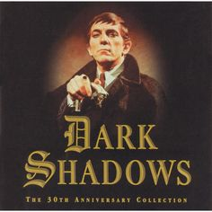 The original Dark Shadows was my absolute favorite soap opera when I was young. I had a huge crush on Barnabas Collins. Photo Vintage, Vintage Tv, Vintage Stuff, Barnabas Collins, Nostalgia, Baby Boomer, I Remember When, Old Tv Shows, My Childhood Memories