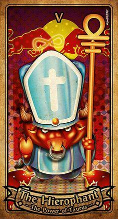 TAROT CARD no.05 : The_Hierophant TAROT set OLD-Page by ABox-Studio.com Major Arcana Cards, Tarot Major Arcana, The Hierophant, Fortune Telling, Pentacle, Tarot Decks, Magical Girl, Tarot Cards, Occult