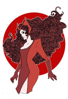 Wanda by *trungles on deviantART | check it, mad. your fave.