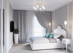 bedroom, grey, room is part of Room decor bedroom - Home Bedroom, Room Decor Bedroom, Modern Bedroom, Living Room Decor, Bedroom Ideas, Gray Bedroom, Grey Room, Bedroom Images, Master Bedroom