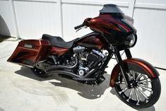 "2013 Custom Harley Davidson Street Glide ""Thunder"""