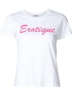 YAZBUKEY 'Erotique' T-shirt. #yazbukey #cloth #t-shirt