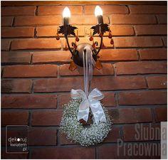 dekoracje ślubu cywilnego