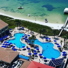 It S Always A Beautiful Day At Portofino Island Resort In Pensacola Beach Miketimmons06