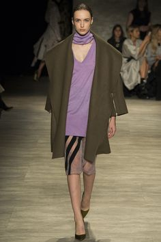Tome Fall 2015 RTW Runway – Vogue