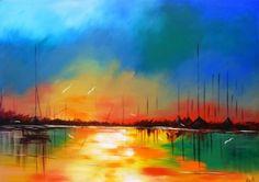 imagenes de cuadros abstractos modernos Northern Lights, 1, Instagram, Nature, Artwork, Painting, Travel, Google, Hands