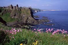 Dunluce Castle, la Fortezza di Antrim