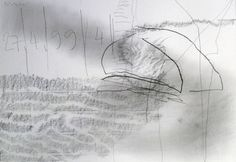 Gerhard Richter, 27.4.1999 (4), 1999, Graphite on paper, 21 cm x 30.2 cm