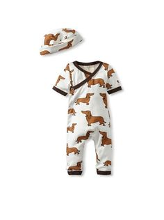 Doxie pjs...want these for our new grandbaby! sadly sold out :(