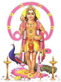 Murugan a Tamil or Aryan God?
