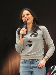 Lana Parrilla Storybrooke UK Panel