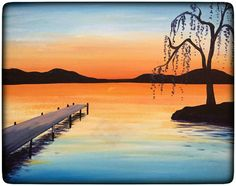 Paint and Vino Oil Pastel Paintings, Pastel Art, Pictures To Paint, Art Pictures, Landscape Art, Landscape Paintings, Spray Paint Artwork, Canvas Painting Tutorials, Summer Painting