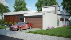 A casa Osasco é um projeto de estilo moderno que oferece conforto, ambientes amplos e bem planejados. A planta de casa é composta por um único pavimento, onde encontra-se uma garagem para dois carros, hall, sala de estar com lavabo, cozinha americana com churrasqueira e acesso para uma varanda externa, além de uma área de …