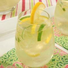 Lemon-Lime Sangria