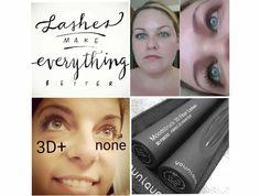 Moodstruck 3D Fiberlash + Mascara is the bee Knees fo sho!