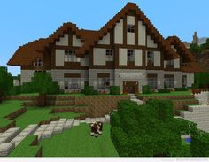 Minecraft Houses Pictures